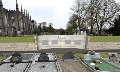 Memorial Wall Armagh