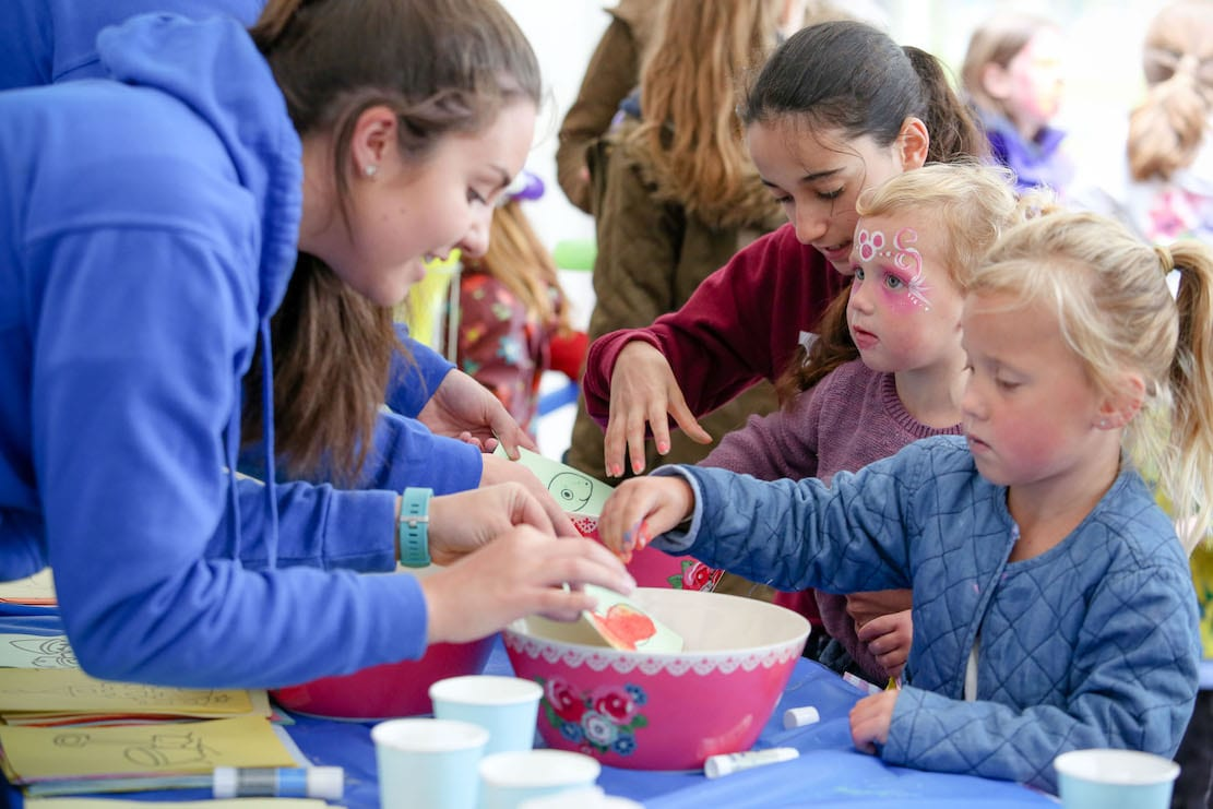 Play Day at Portadown People's Park