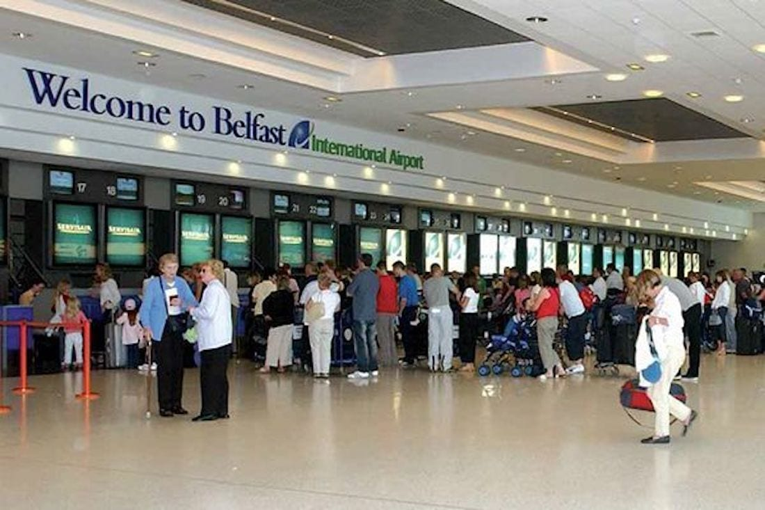 Dublin Airport Customers Face Extremely Long Queues Following Strict Security Checks