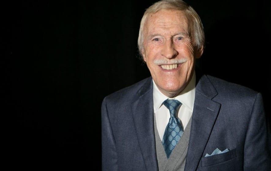 British television entertainer Bruce Forsyth dies aged 89