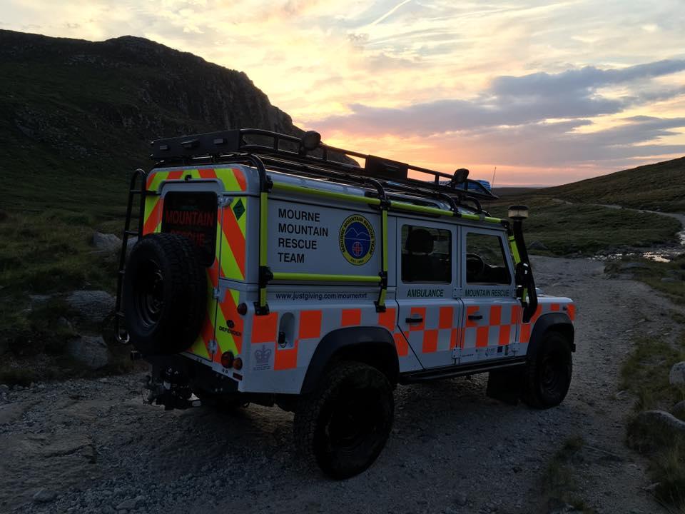 Mourne Mountain Rescue Team