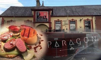 Paragon Restaurant, Armagh