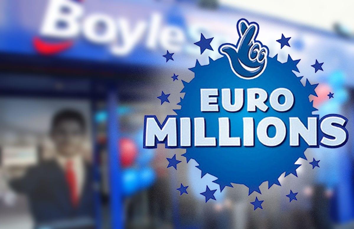 Boylesports Euromillions