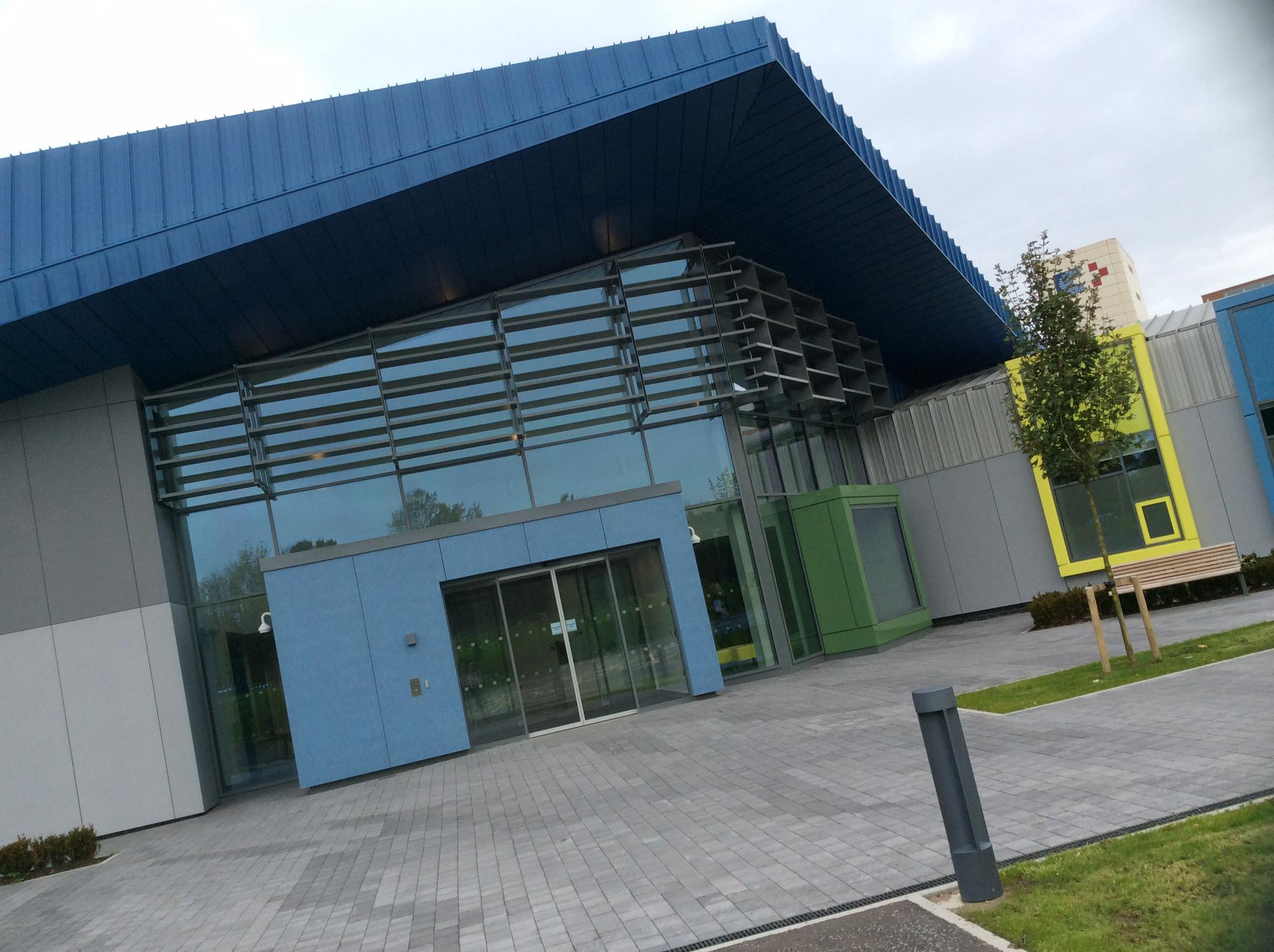 A new look for Craigavon Hospital Street with bespoke ...