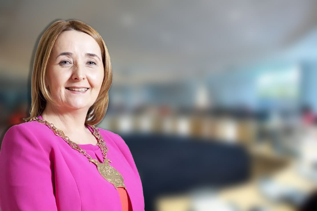 Roisin Mulgrew Newry, Mourne and Down Council