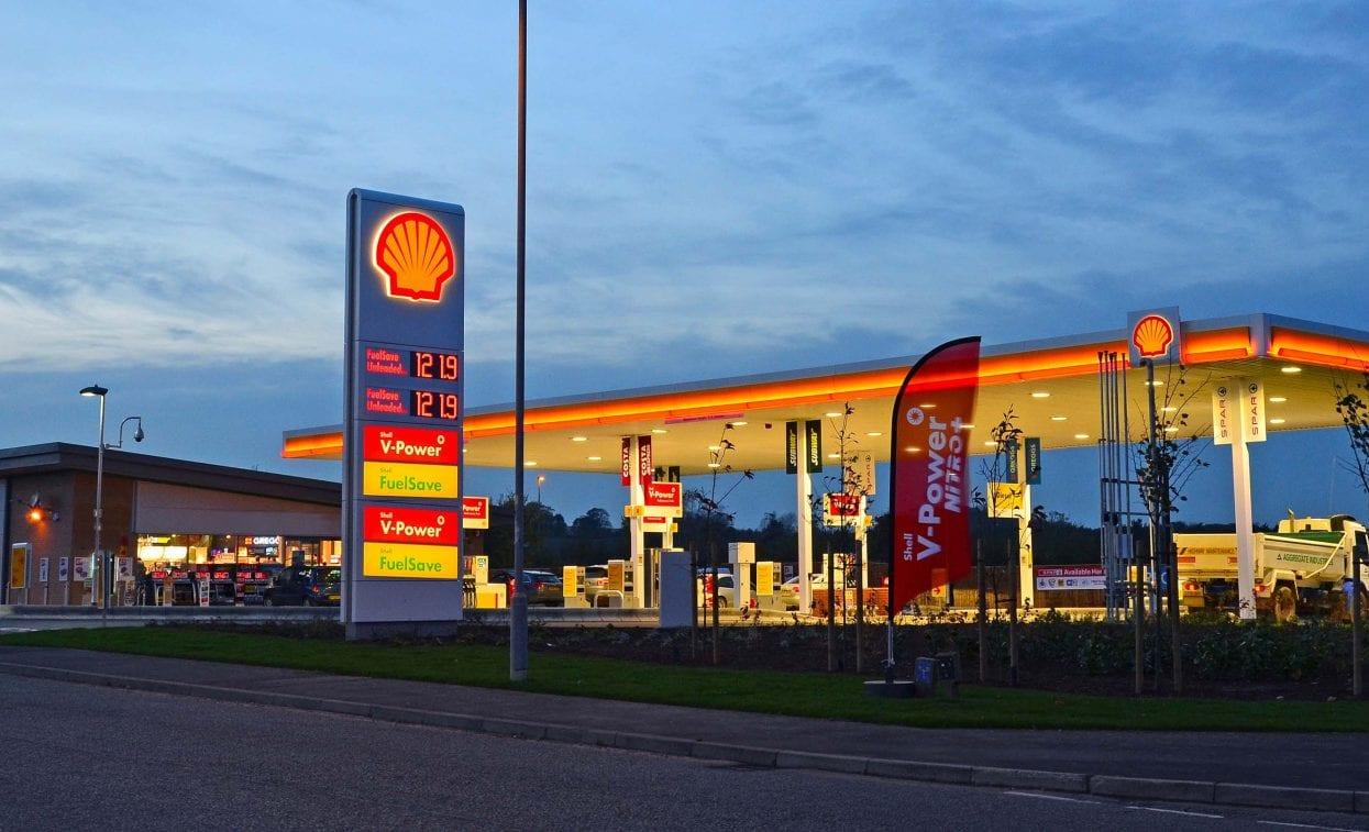 Petrol station copy