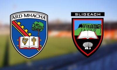 Armagh GAA Sligo GAA Allianz National Football League