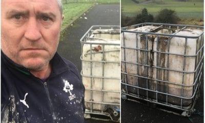Declan McAlinden Craigavon Dumping