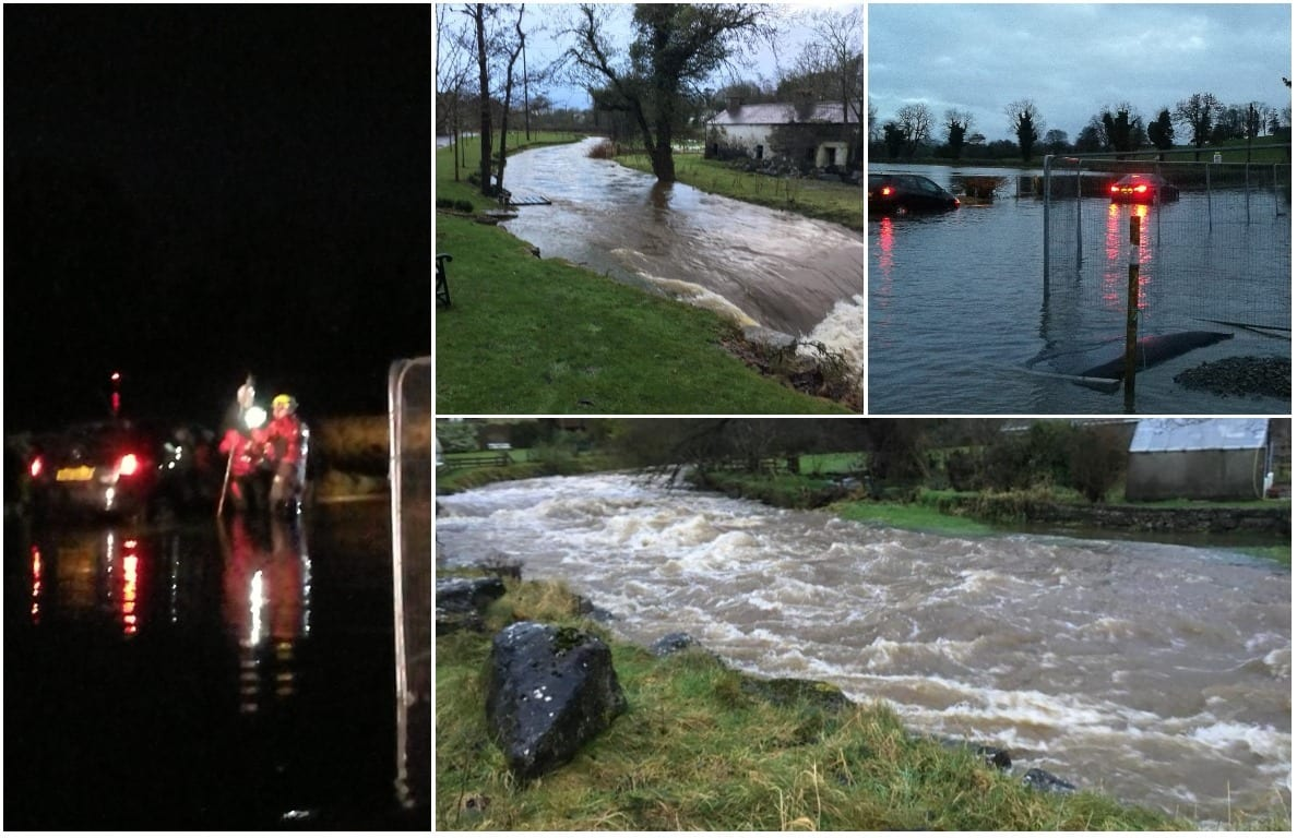 Flooding Co Armagh