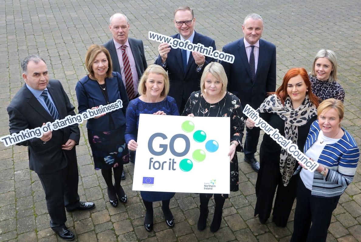Go For It Business Start Programme