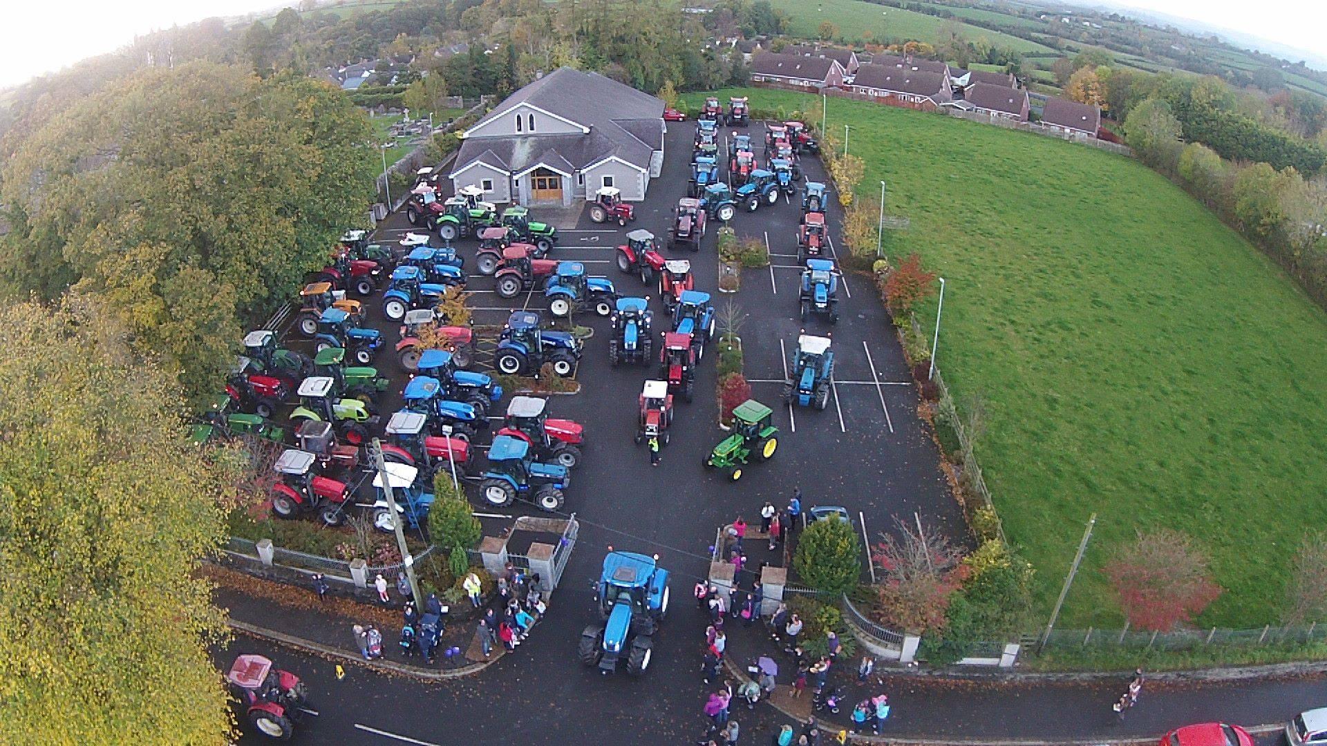 Killylea Tractor Run 2016