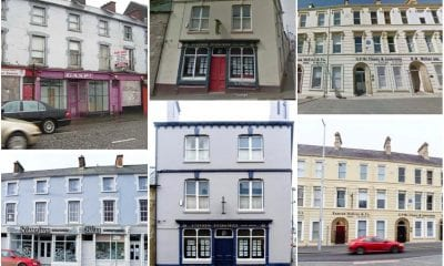 Shop fronts Armagh