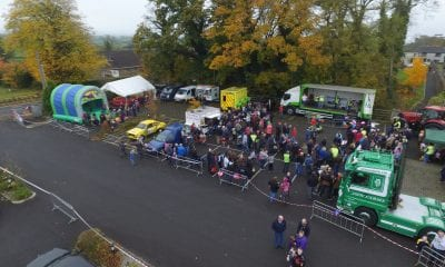 Killylea Tractor Run