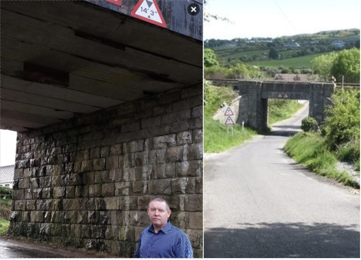 Kilnasaggart Bridge Mickey Larkin