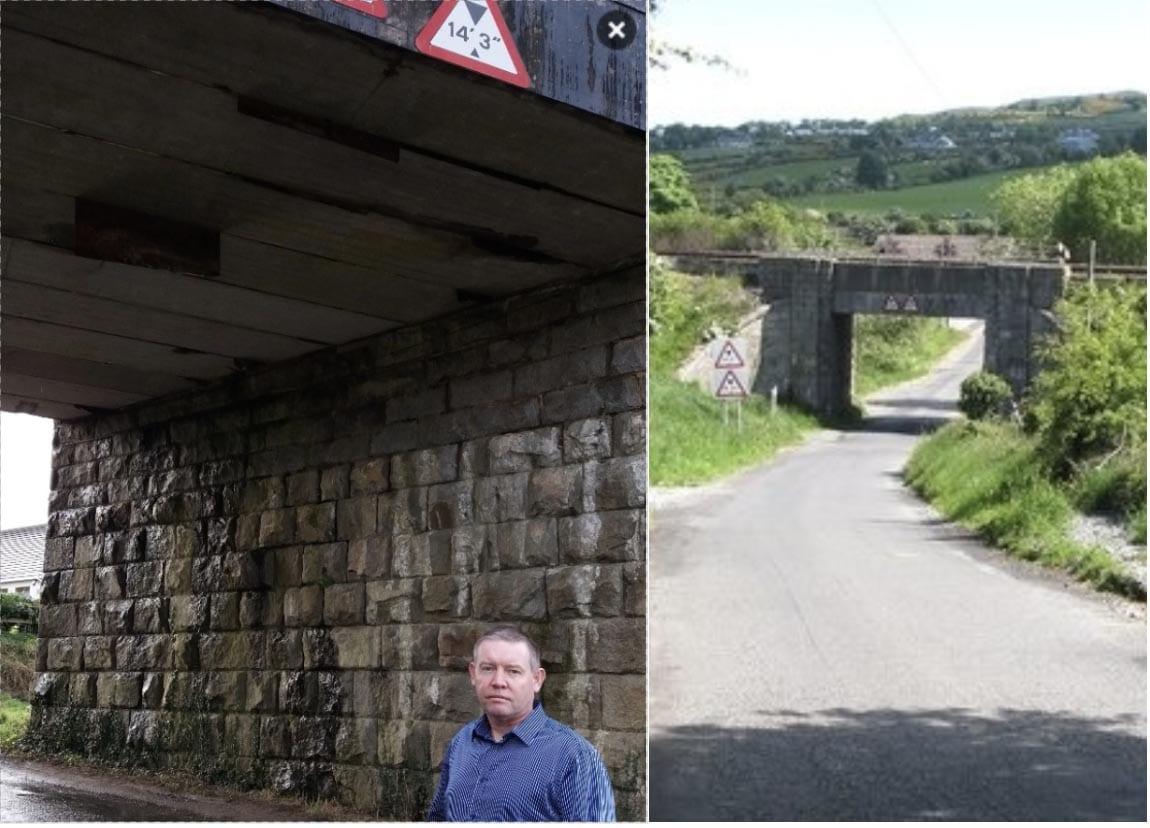 Kilnasaggart Bridge Mickey Larkin