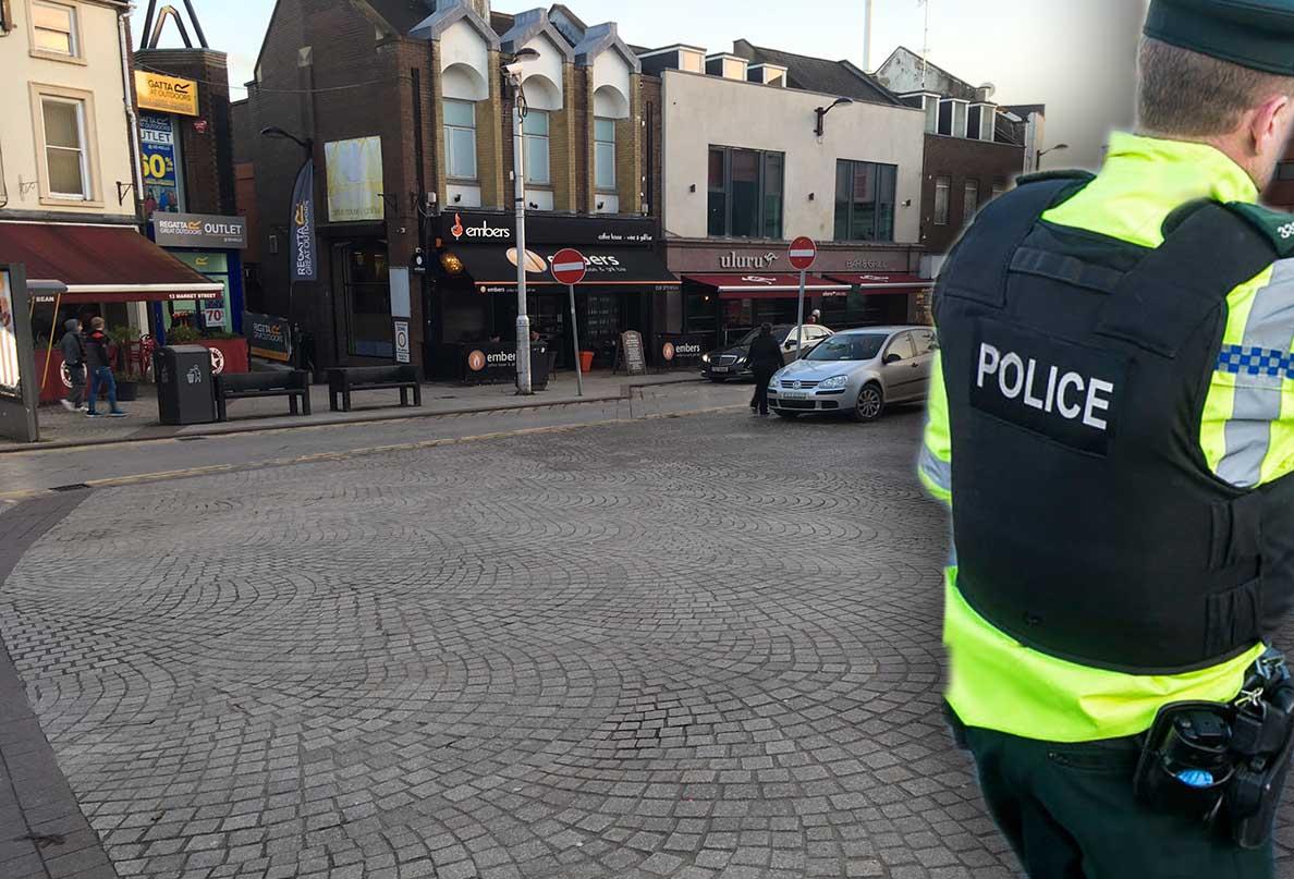 Market Street Armagh