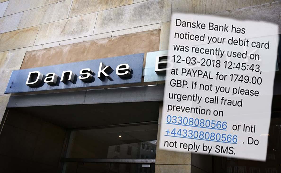 danske bank online