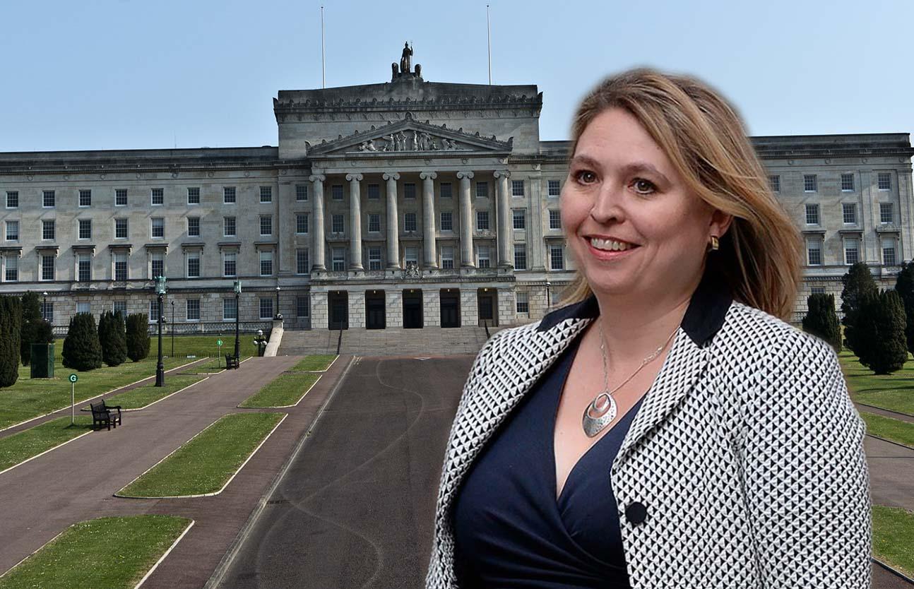 Karen Bradley, Stormont