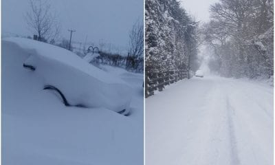 Snow Co Armagh