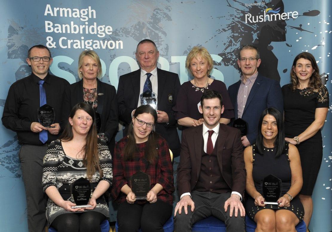 Senior Sports Stars From Armagh Banbridge Craigavon