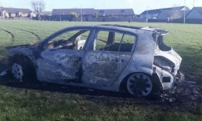 Arson attack Lurgan