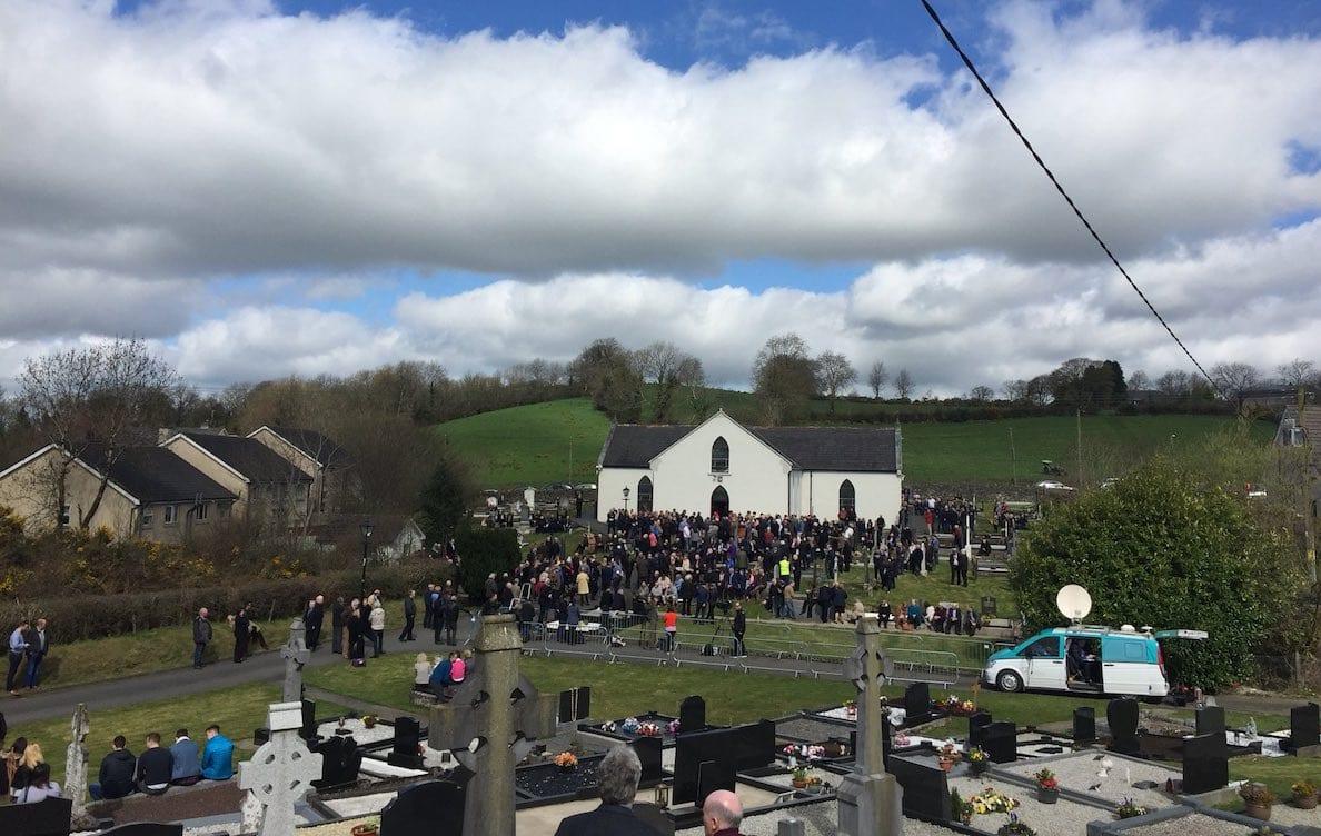 Ireland mourns music legend and 'family man' Big Tom McBride
