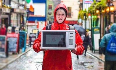 Microwave Express Diarmuid