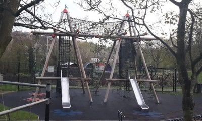 Play park Banbridge