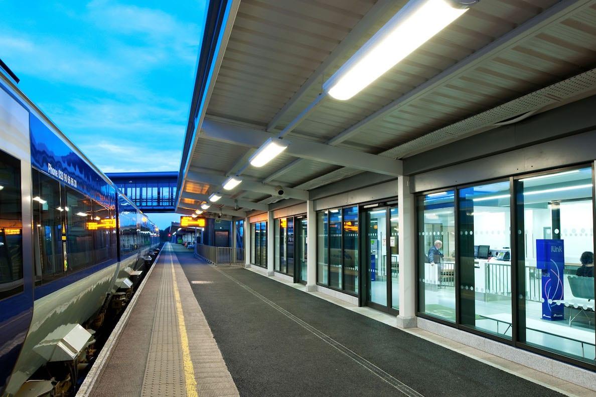 Portadown Train Station