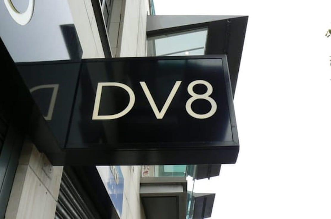 DV8 store
