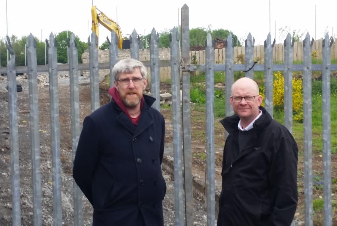 John O'Dowd and Paul Duffy