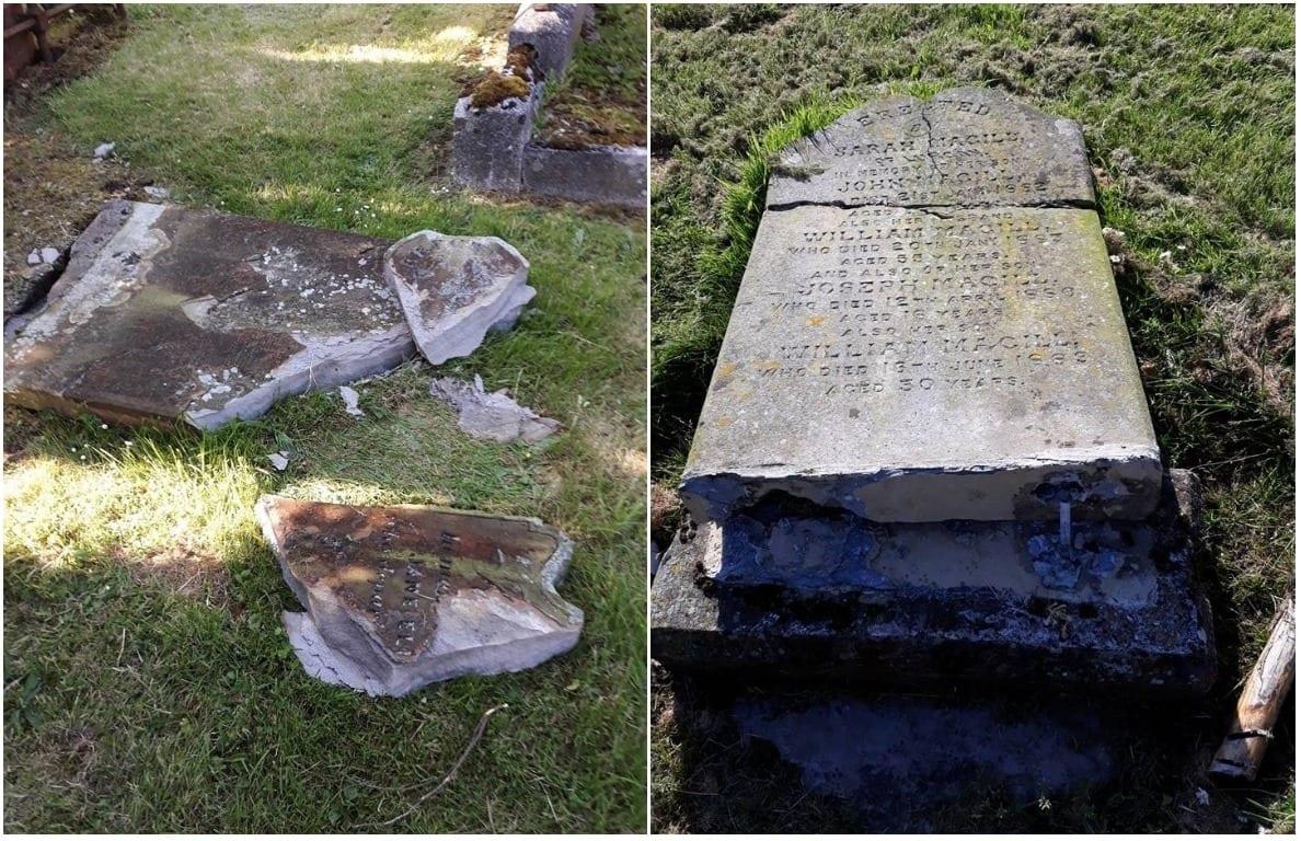 Shankill cemetery Lurgan