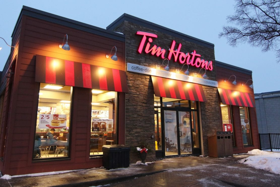 could iconic tim hortons open borough as first of many ni restaurants opens in belfast armagh i. Black Bedroom Furniture Sets. Home Design Ideas