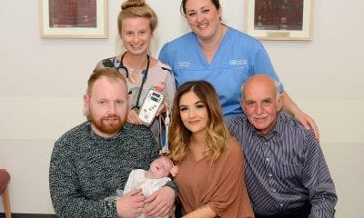 Baby heart screening Southern Trust