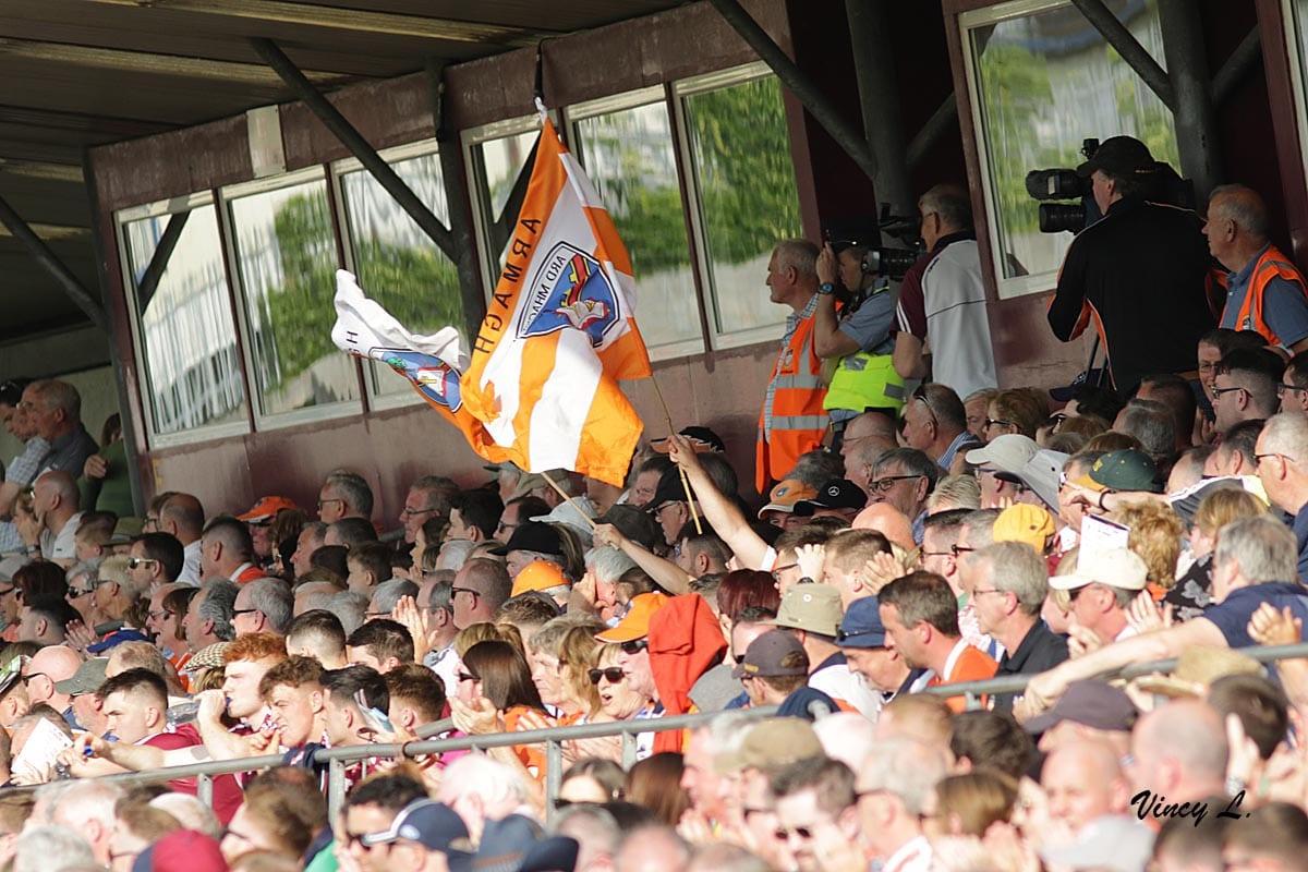 Armagh GAA fans
