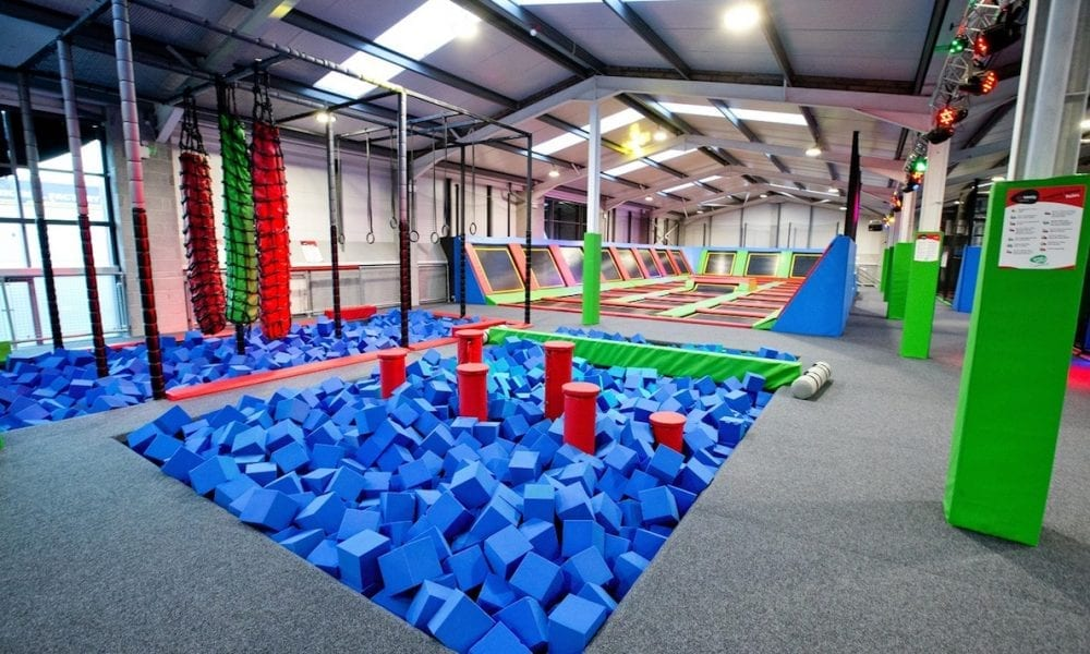 Trampoline Park Coming To Co Armagh After Planners Give