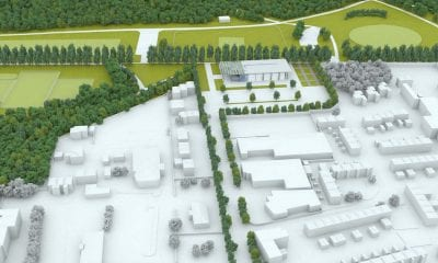 Concept drawing Lurgan Park