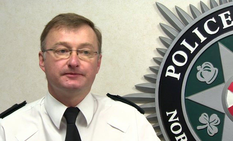 District Commander Superintendent Davy Moore
