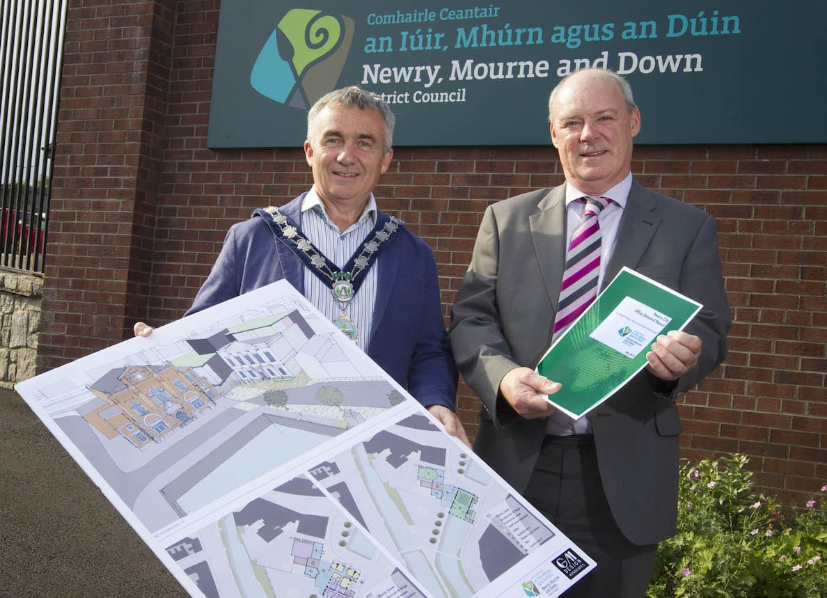 Newry City Centre Council Plans