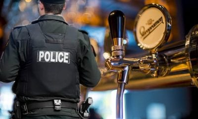 Beer pub alcohol police