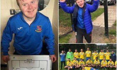 Craig Malcolmson Richhill AFC