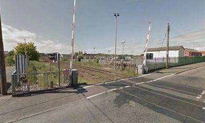 Kilwilkie Road, Lurgan Railway