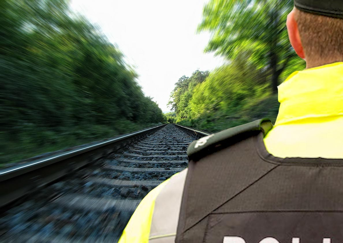 PSNI railway