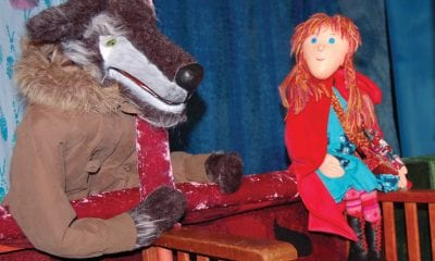 Red Riding Hoods Magic Purse