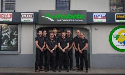 Autobits Motorstore Team Armagh