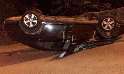 Cathedral Road crash, Armagh