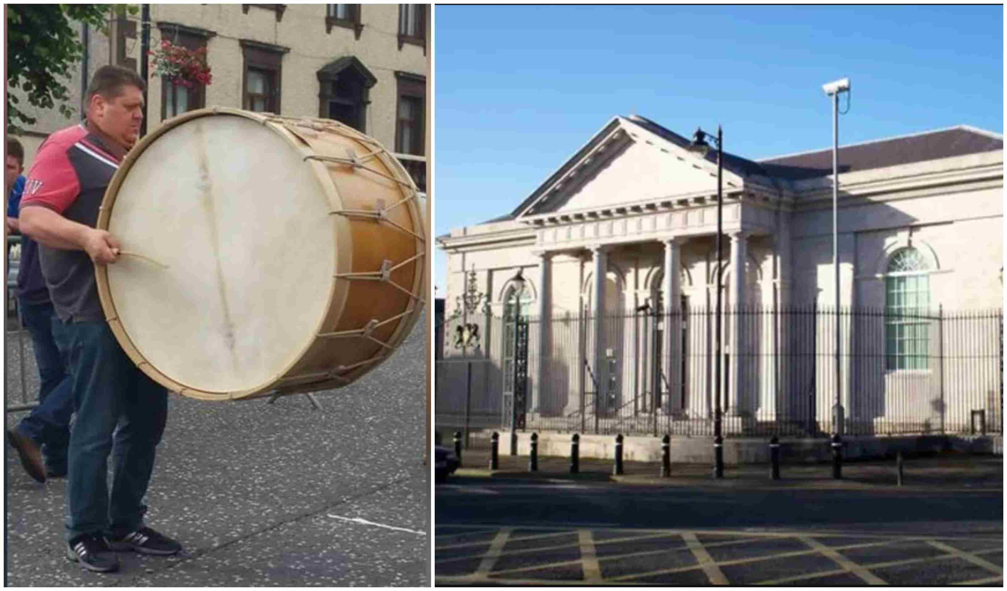 Richard Sterritt Armagh Courthouse