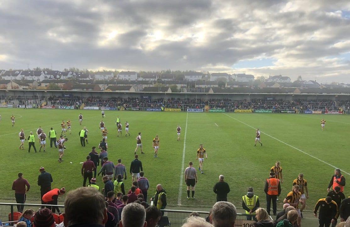 Crossmaglen Rangers Ballymacnab Athletic Grounds
