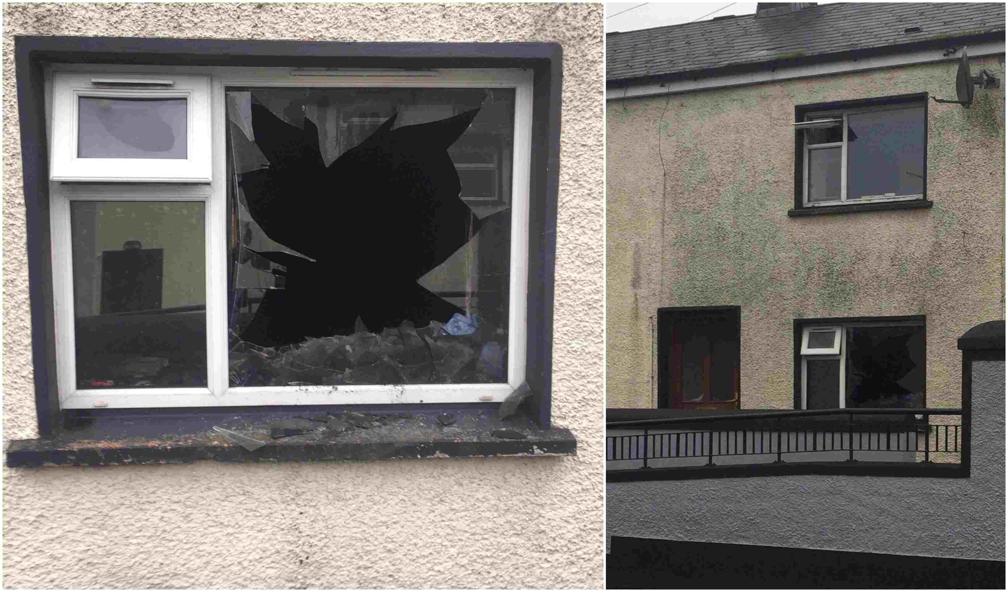 House fire Darkley