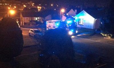Thornleigh Armagh fire
